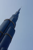 Burj Khalifa in Dubai Royalty Free Stock Photo