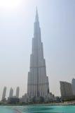 Burj Khalifa, Dubai Lizenzfreies Stockbild