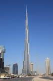 Burj Khalifa, Dubai Imagem de Stock