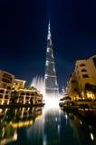 Burj Khalifa, Dubai Stockbild