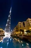 Burj Khalifa, Dubai Royalty Free Stock Photography