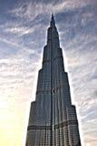 Burj Khalifa Dubai Lizenzfreies Stockfoto