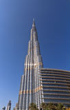 Burj Khalifa, Dubai Stock Images