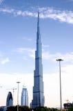 Burj Khalifa, Dubai Foto de archivo libre de regalías