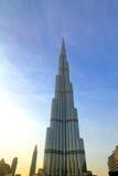 Burj Khalifa, Dubai Fotos de Stock Royalty Free