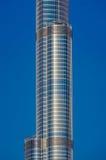 Burj Khalifa in Dubai. Stock Image