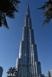 Burj Khalifa Dubai Mall, Dubai Stock Photos
