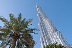 Burj Khalifa Dubai Royalty Free Stock Photos
