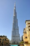 Burj Khalifa, Dubai, UAE Stockfoto