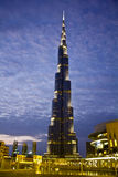Burj Khalifa Dubai UAE Lizenzfreie Stockbilder