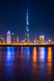 Burj Khalifa, Dubai, UAE Royalty Free Stock Photography