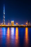 Burj Khalifa, Dubai, UAE Stock Photography