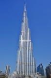 Burj Khalifa, Dubai, UAE. Fotos de archivo libres de regalías