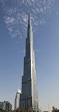 Burj Khalifa Dubai UAE Fotografía de archivo