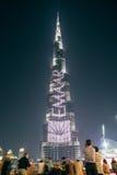 Burj Khalifa,Dubai Stock Photography