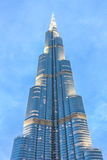 Burj Khalifa Dubai Royalty Free Stock Image