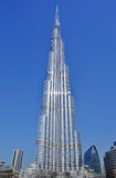 Burj Khalifa, Dubai, UAE. Royalty Free Stock Photos