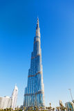 Burj Khalifa, Dubai Royalty Free Stock Photos