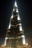 Burj Khalifa, Dubaj Photo stock
