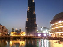 Burj Khalifa Stock Photography
