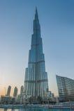 Burj Khalifa Hotel  Arkivfoto
