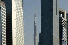 Burj Khalifa (Khalifa tower), Dubai Royalty Free Stock Image
