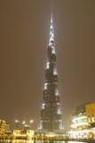 Burj Khalifa (Khalifa tower), Dubai Royalty Free Stock Photos