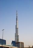 Burj Khalifa (Khalifa tower), Dubai Stock Image