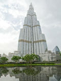 Burj Khalifa (Khalifa tower), Dubai Royalty Free Stock Photography