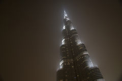 Burj Khalifa (Khalifa-Turm), Dubai Lizenzfreie Stockbilder
