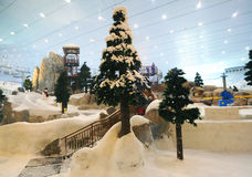 Burj Khalifa Mall stock photography