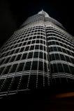Burj khalifa by night Royalty Free Stock Photography
