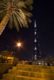Burj Khalifa. One of the tallest buildings in the world - Burj Khalifa ina Dubai Stock Images