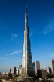 Burj Khalifa Opening Day Royalty Free Stock Photo