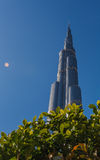 Burj Khalifa skyscraper Dubai Stock Photo