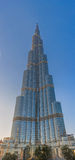 The Burj Khalifa Royalty Free Stock Images