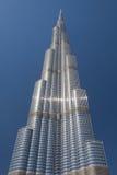 Burj Khalifa -tallest building in the world, at 828m. Stock Photos