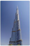 Burj Khalifa. The Tallest Building in the World. The Tower Stock Images