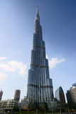 Burj Khalifa Tower Royalty Free Stock Photography