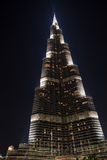 Burj Khalifa Tower Stock Image