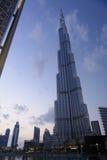 Burj Khalifa tower Stock Image