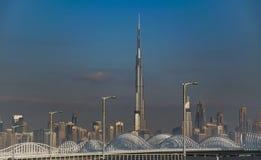 Burj Khalifa Tower Royalty Free Stock Image