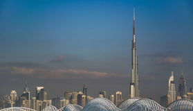 Burj Khalifa Tower Royalty Free Stock Image