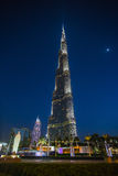 Burj Khalifa Tower Stock Photos