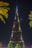 Burj Khalifa Tower Royalty Free Stock Images