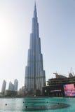 Burj Khalifa tower. Royalty Free Stock Image