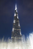 Burj Khalifa Tower Royalty Free Stock Images