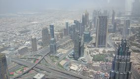 Burj Khalifa View royalty free stock photo