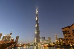 Burj Khalifa Zdjęcia Stock