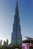 burjdubai khalifa UAE Arkivfoto
